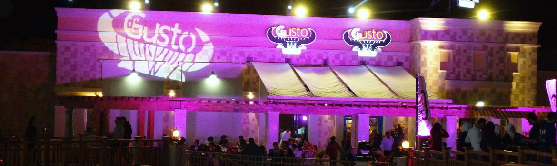 افتتاح مطعم (إل جوستو)